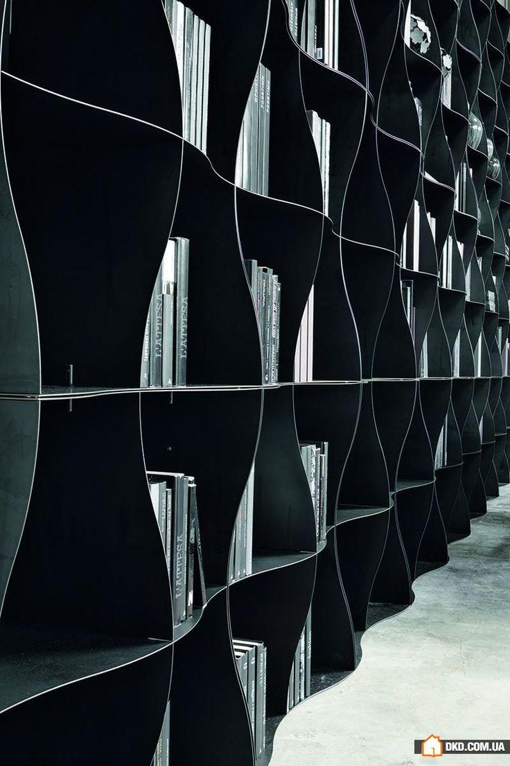 Новинки мебельного дизайна: модульные полки для гостиной, Дизайн мебели. Энциклопедия ремонта