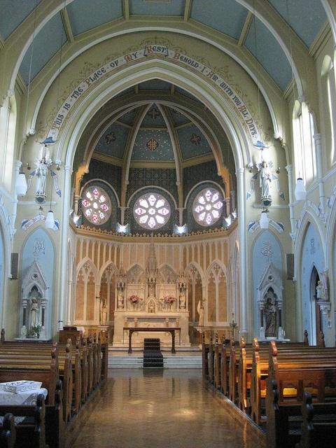 The Children's Chapel of Loreto College - Sturt Street, Ballarat by raaen99, via Flickr
