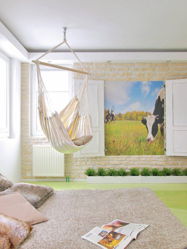 ceglane ściany #interiordesign #polishinteriordesign #2016trends see more: dom-wnetrze.com
