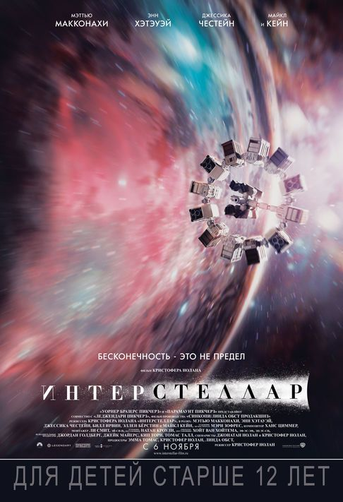 Путешествие группы космических исследователей через недавно обнаруженную черную дыру к новым мирам