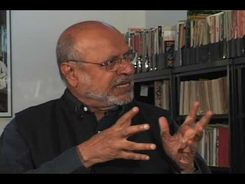 ▶ Shyam Benegal on Satyajit Ray - YouTube