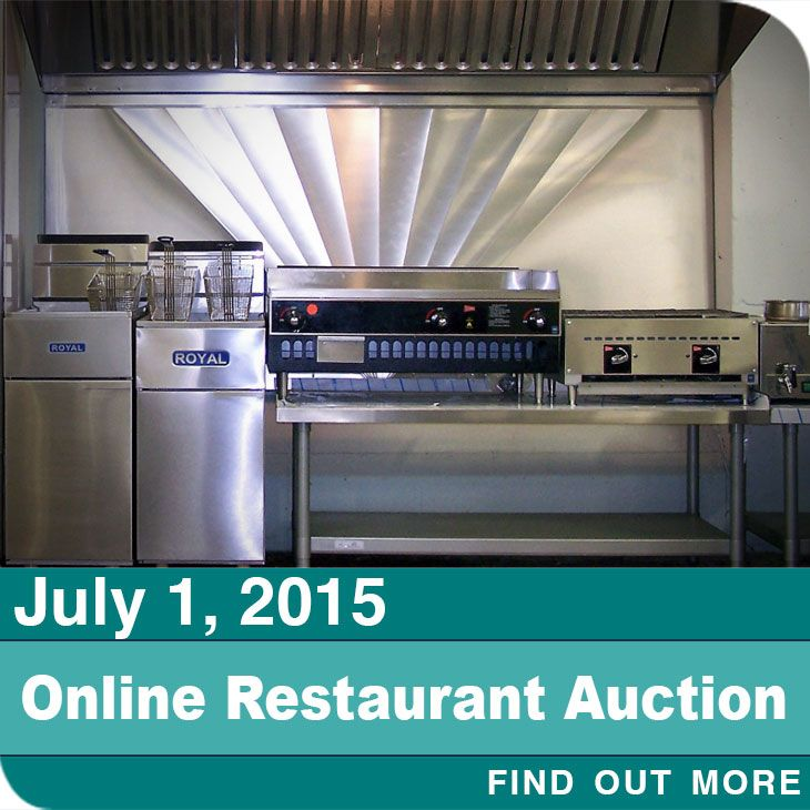 Restaurant Equipment Auction – Online Only — Nellis Auction–Las Vegas Auctions