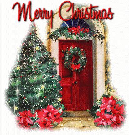 christmas animal clipart free | ... glitter graphics christmas 106719 gif tags christmas glitter graphics