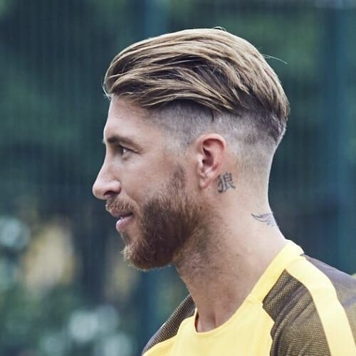 50 Sergio Ramos Haircuts Men Hairstyles World Ramos Haircut Sergio Ramos Hairstyle Mens Hairstyles