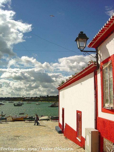 Alvor #Algarve typical house - Portugal via Portuguese_eyes