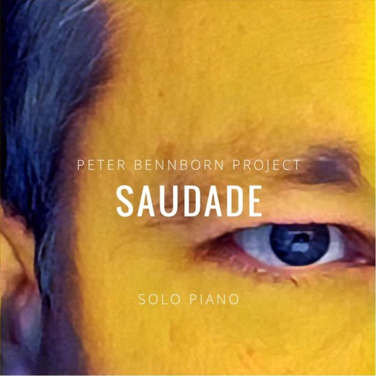 """Check out my new album """"Saudade"""" distributed by DistroKid and live on Spotify!"""