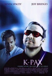 K-Pax - Un universo aparte Poster