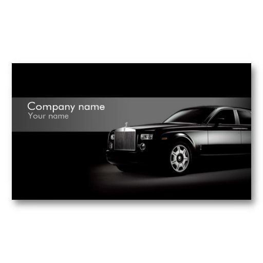 30 best auto detailing business cards images on pinterest auto stylish automotive business card colourmoves Images
