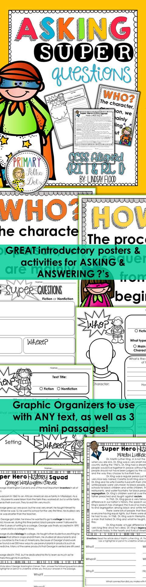 84 best Question strategies images on Pinterest | Classroom ideas ...