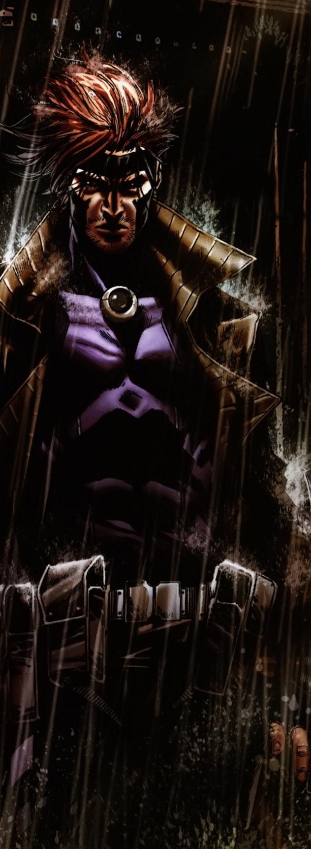Gambit, o personagem que eu mais gosto no X-men