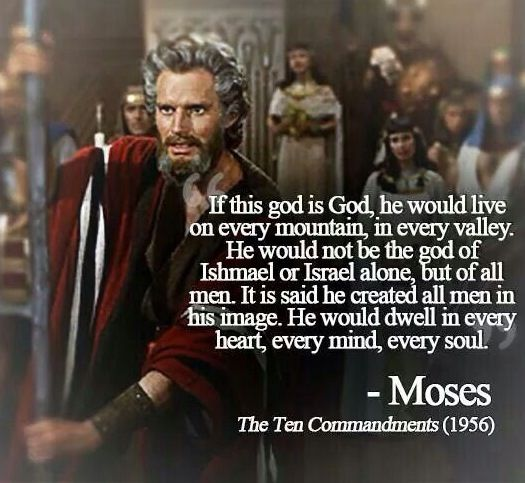 10 Commandments Movie Quotes: 74 Best Oh Moses, Moses.. Images On Pinterest