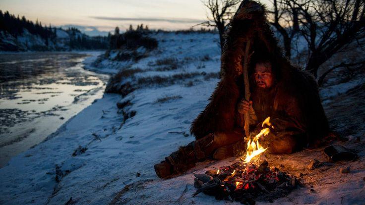 Emmanuel Lubezki wins Best Cinematography Oscar for The Revenant