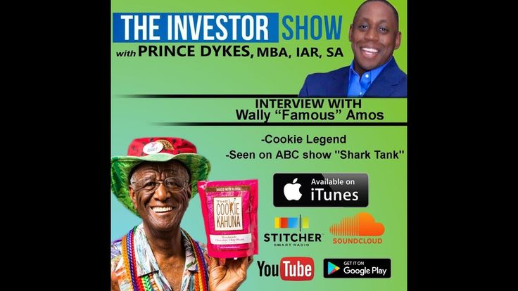 PODCAST: Famous Amos cookie founder Wally Amos Interview