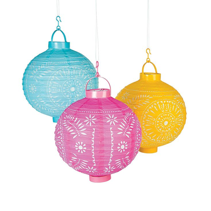 Light-Up+Fiesta+Cutout+Paper+Lanterns+-+OrientalTrading.com