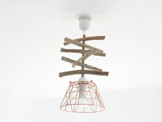 Best 25 pendant chandelier ideas on pinterest - Abat jour cuivre ...