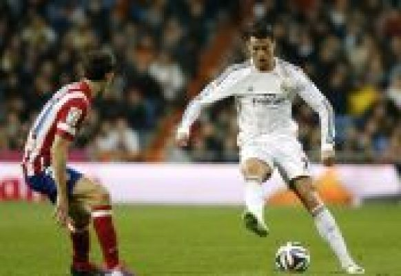 Copa del Rey: Atletico Madryt vs Real Madryt