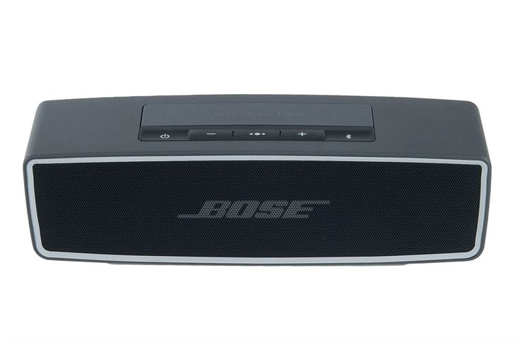 Enceinte bluetooth / sans fil Bose SOUNDLINK MINI II NOIR CARBONE