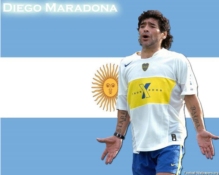 Diego Maradona HD Wallpapers 02