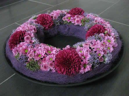 zelf bloemstuk maken