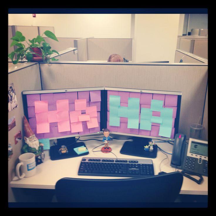 Office prank