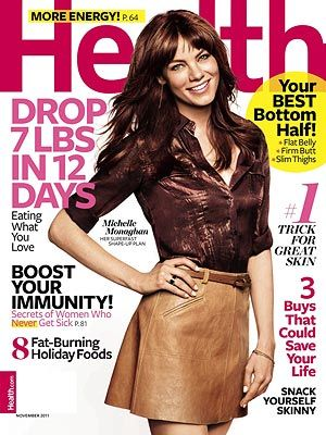 Michelle Monaghan Skin Cancer Revealed