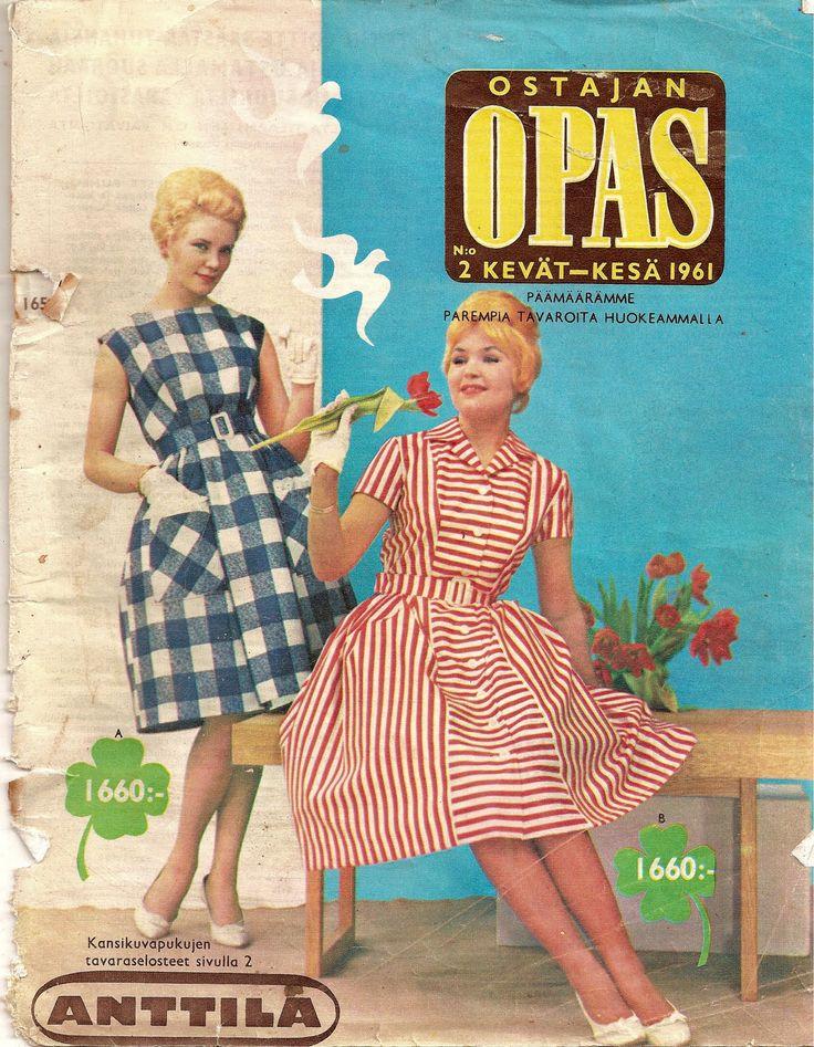 Anttila Ostajan opas 1961/2