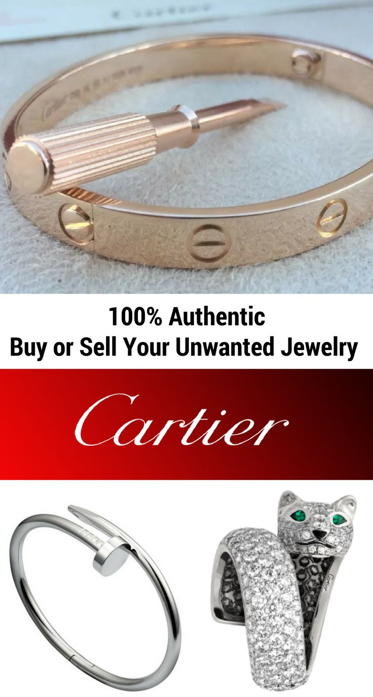Save up to 80% on Cartier! Install the free app. Shop Now!