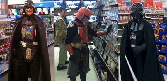 15 Funny People Of Walmart In Weird  Creative Outfits - shop online:) http://www.AmericasMall.com