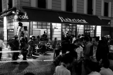 Radetzky Cafe - Corso Garibaldi, 105