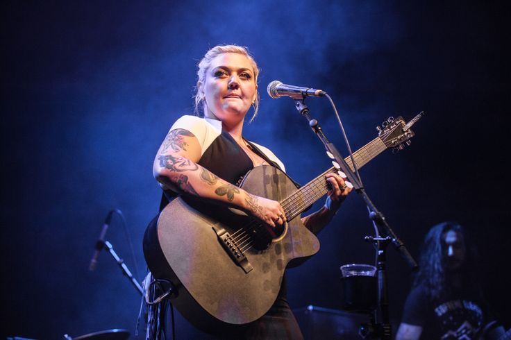 "Elle King at the Fox Theater 2-27-2016 February 27, 2016  ""fire and the flood tour"" Vance Joy with Elle King featuring Jamie Lawson at Fox Theater"