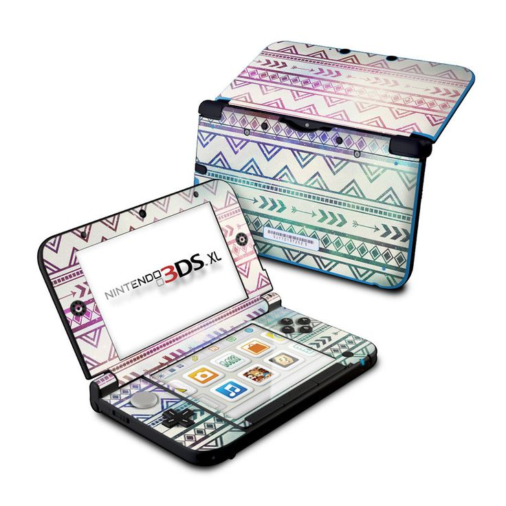 Nintendo 3DS XL Skin - Bohemian by Brooke Boothe | DecalGirl