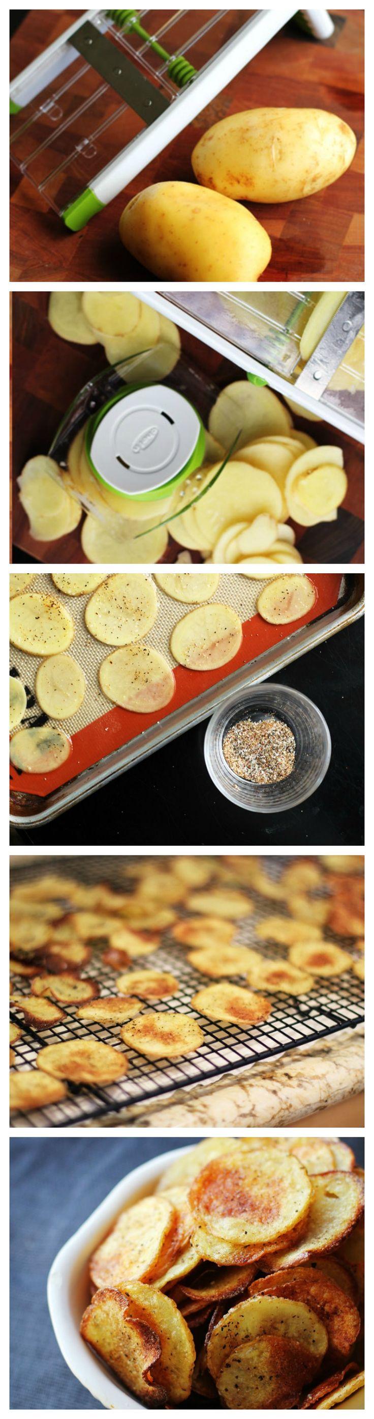 Copycat Recipe: Kettle's (Addictive) Salt & Pepper Potato Chips