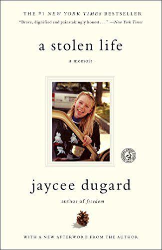 A Stolen Life: A Memoir by Jaycee Dugard http://www.amazon.com/dp/1451629192/ref=cm_sw_r_pi_dp_y6puxb1X5KJE5