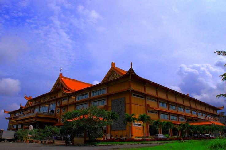 Maha Vihara Maitreya, Medan, North Sumatera