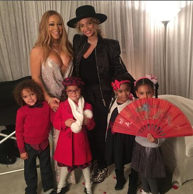 AMAZING STORIES AROUND THE WORLD: Ultimate Diva Mums: Beyonce, Mariah Carey And Thei...