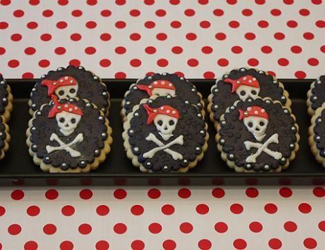 galleta-bandera-pirata