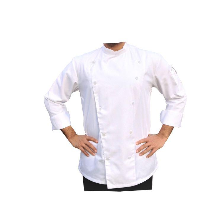 White Chef Coats | Chef Satchel