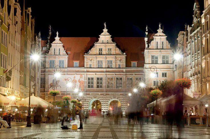 The Best of Poland Gdańsk. Zielona Brama