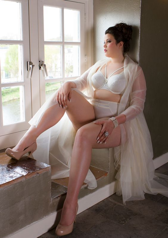 Plus Size Lingerie Bridal Gowns 62