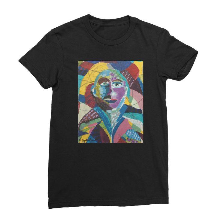 """""""After the Storm"""" Women's Fine Jersey T-Shirt"""