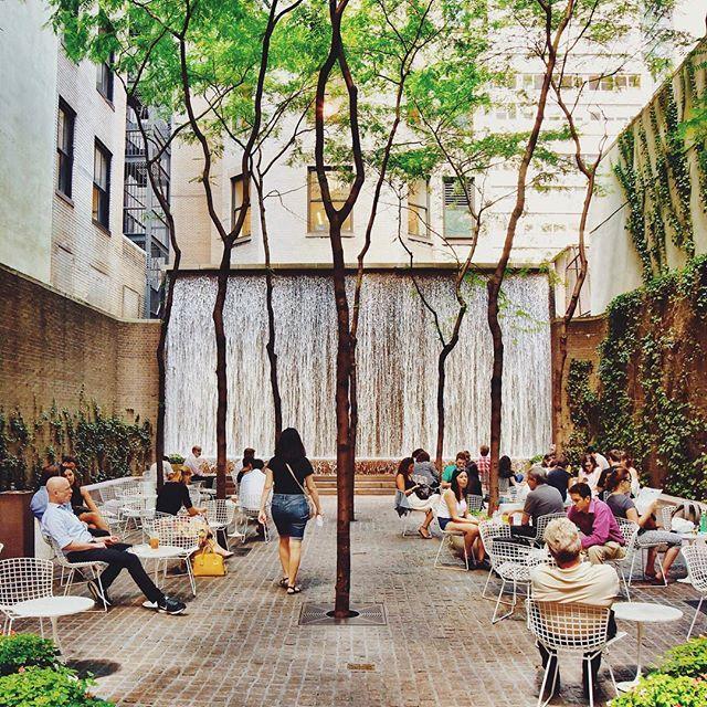 Lovely #paleypark ! #nyc #newyorkcity