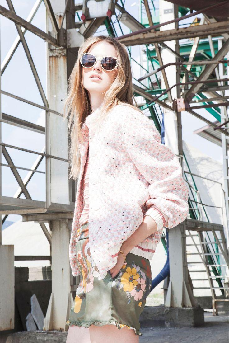 Sfilata Kristina Ti Milano - Pre-collezioni Primavera Estate 2017 - Vogue