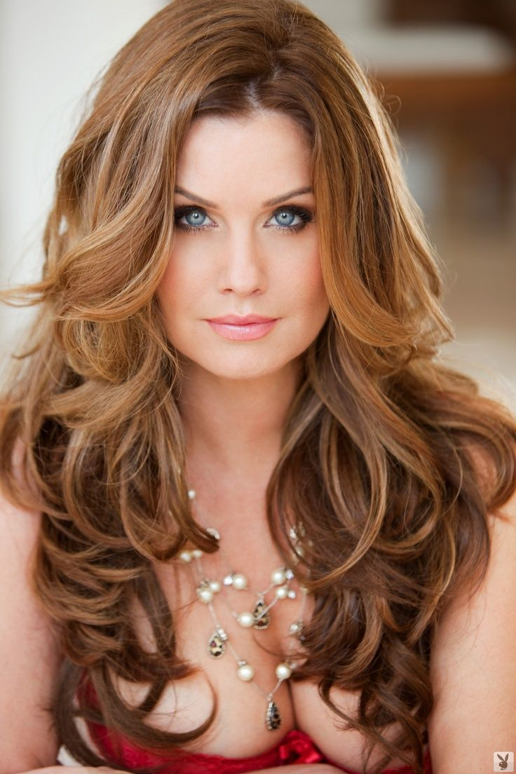 Best Wavy Layered Hair Ideas On Pinterest - Wavy hair
