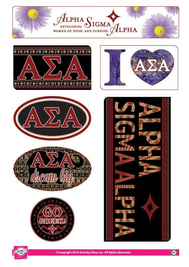 Stickers Alpha Sigma Alpha Bohemian Sticker Sheet 9 99 Be Sure To Check Out Our Alpha Sigma Alpha Alpha Sigma Alpha Stickers Alpha Sigma Alpha Sorority