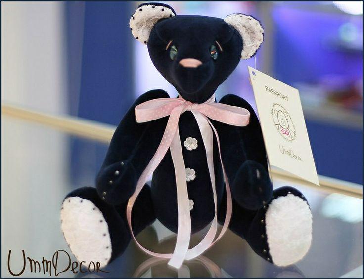 Decorative bear Декоративная игрушка