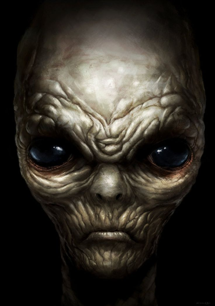 Grey E.T.E by lukemandieart on DeviantArt | ALIENS | Grey ...