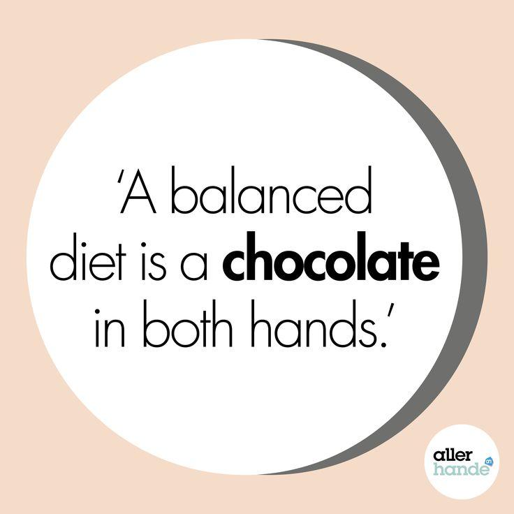 ❤ als dit ook jouw dieet is!- Quote - Allerhande