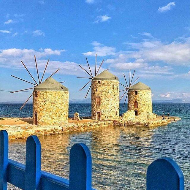 Chios island, HELLAS