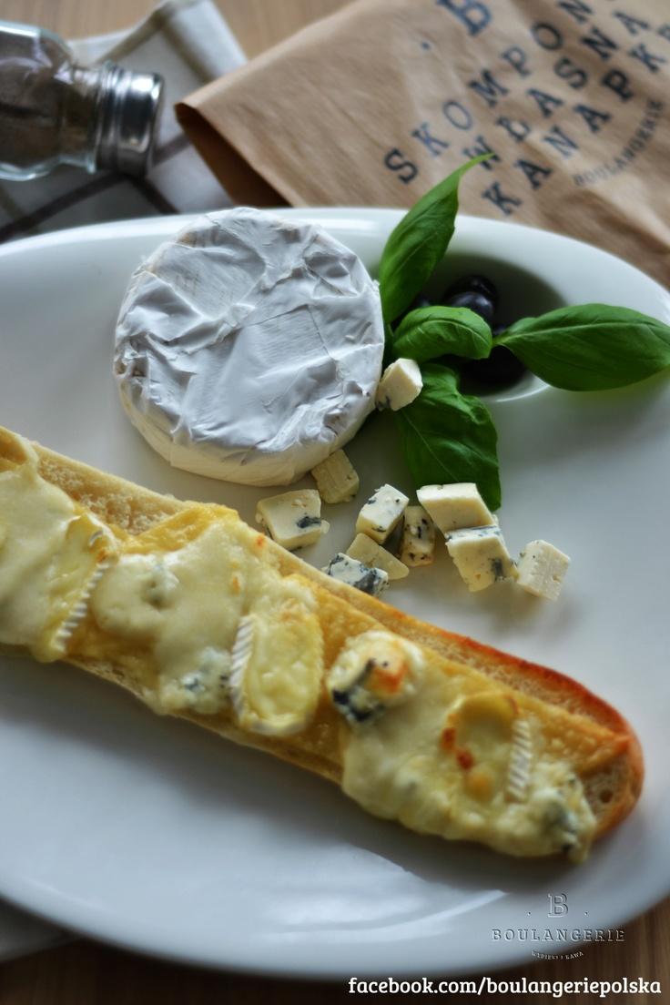 4 sery– Feta, camembert, mozarella, lazur. 8 zł