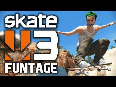 Skate 3: Funtage! - (Skate 3 Funny Moments) - YouTube